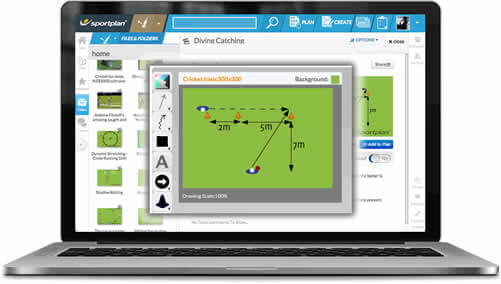 Cricket Coaching - 350 Cricket Drills and Session Plans Sportplan