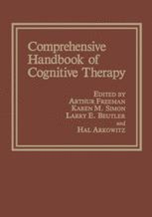 Piagetian Theory and Cognitive Therapy SpringerLink