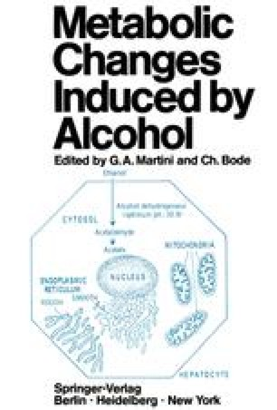 Some Effects of Ethanol on Gluconeogenesis, Glycogenesis and