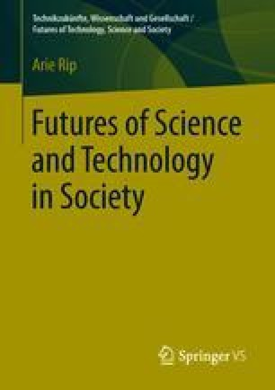Futures of Science and Technology in Society SpringerLink