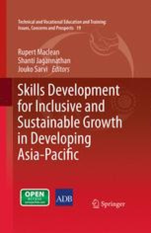 Skills Development Issues, Challenges, and Strategies in Asia and