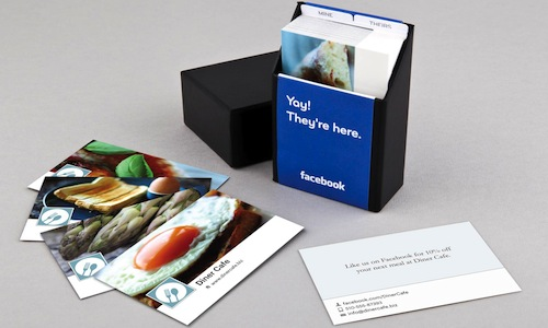 Create Business Cards Using Details From Your Facebook Page Sprout