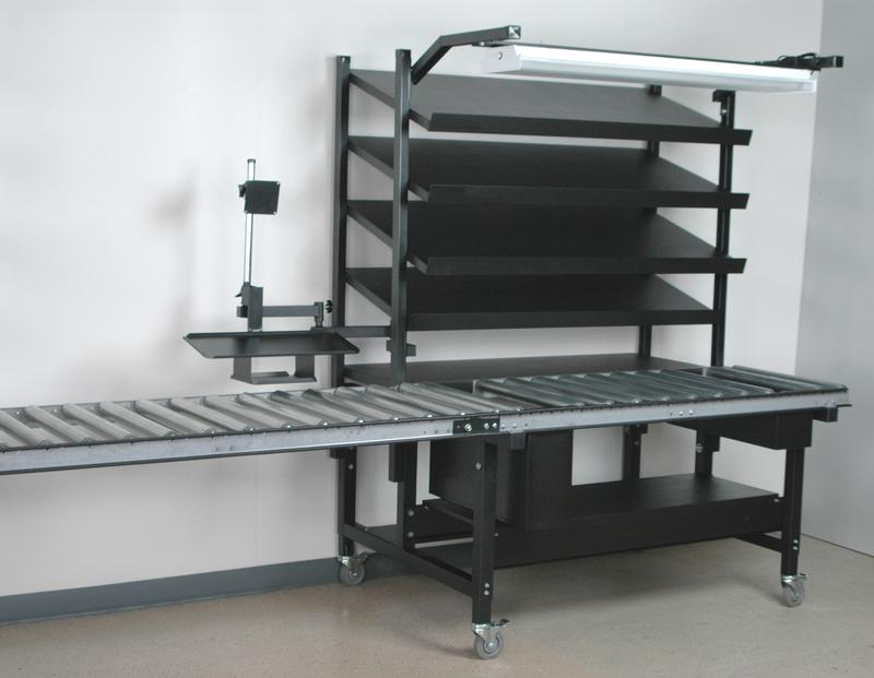 Stackbin Custom Projects 1539 Lean Manufacturing