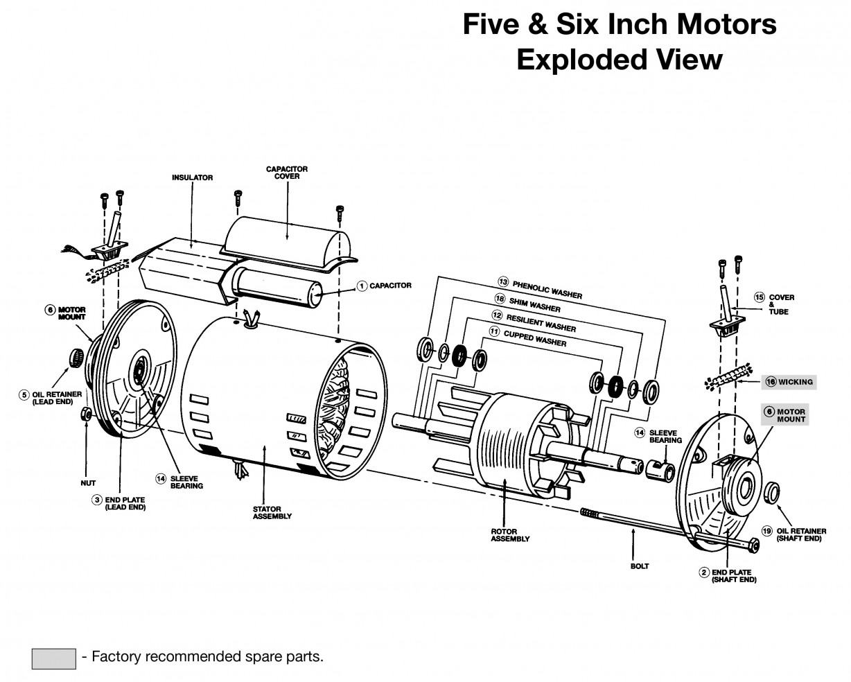 phase motor reversing diagram motor repalcement parts and diagram