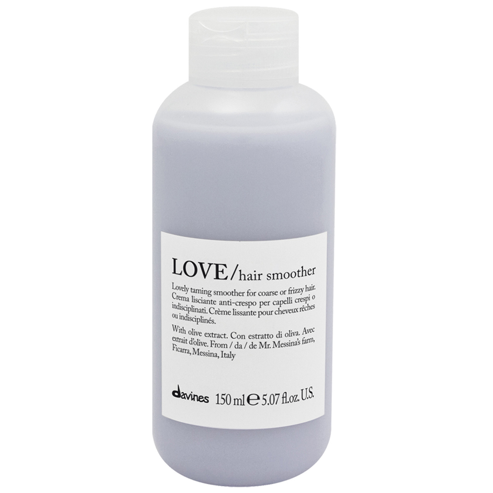 Davines Love Hair Smoother 150ml Haircare