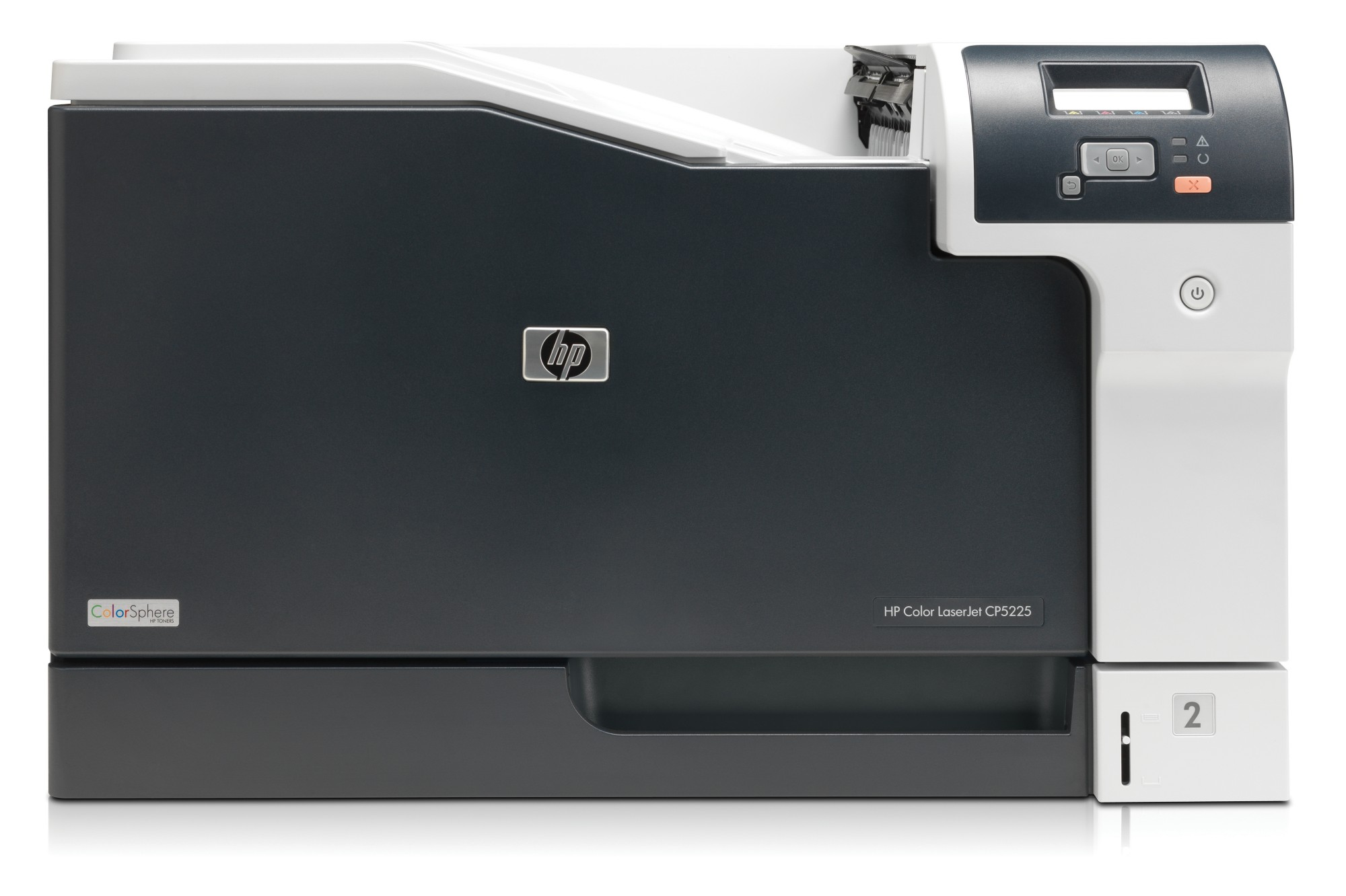 A3 Photo Printing Hp Laserjet Color Professional Cp5225n Printer Colour 600 X 600 Dpi A3