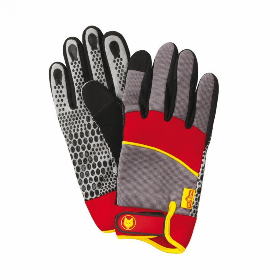 Gartengestaltung+online Tool Tool Gloves Size 8 Wolf Garten Cut Resistant And Other Speciality Gloves