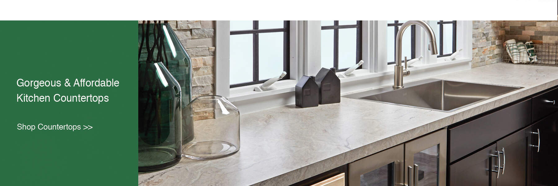 Countertops From Sutherlands Home Improvement Stores