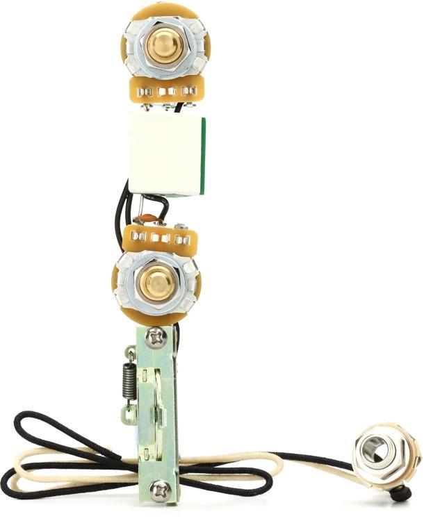 Mojo Tone Solderless Tele Wiring Harness - Standard Sweetwater