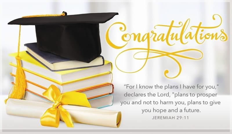 20 Best Bible Verses to Encourage Graduates - Inspirational Scripture