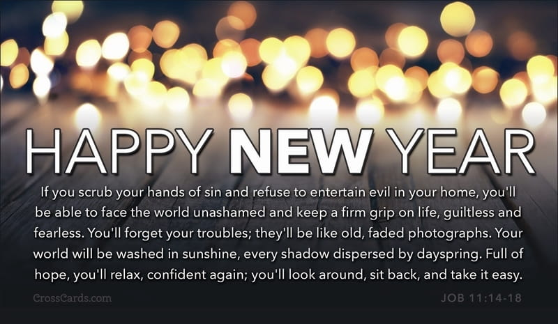 Happy New Year Christian Message. christian happy new year pictures ...