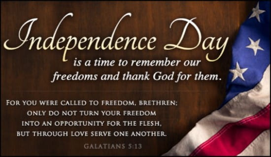 Remember Freedoms eCard - Free Independence Day Cards Online