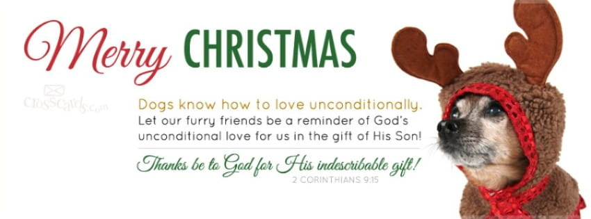 Download Merry Christmas Love - Christian Facebook Cover  Banner - merry christmas email banner
