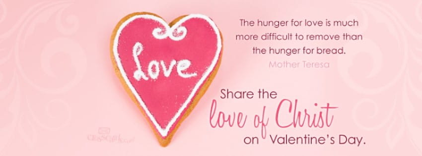 Bible Quotes Wallpaper Download Download Valentine S Day Christian Facebook Cover Amp Banner
