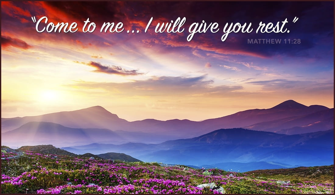 Broken Promises Quotes Wallpapers Free Matthew 11 28 Give You Rest Ecard Email Free