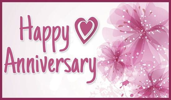 Happy Anniversary! eCard - Free Facebook eCards Greeting Cards Online - free anniversary images