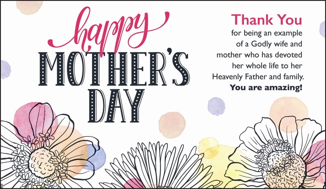 Happy Mother\u0027s Day - Thank You Mom eCard - Free Mother\u0027s Day Cards - sample mom thank you letter