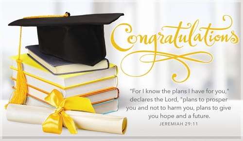 Free Graduation eCards - eMail Personalized Christian Cards Online