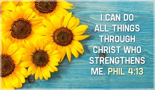 Fall Scripture Iphone Wallpaper Free Philippians 4 13 Ecard Email Free Personalized