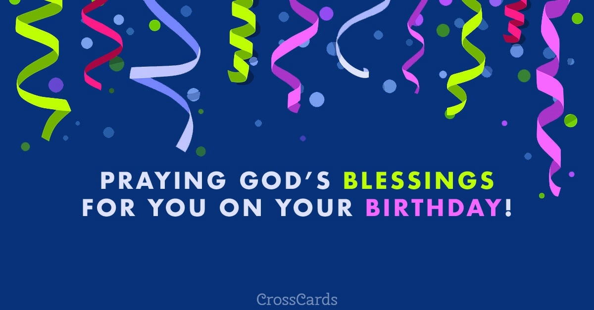 Birthday Wishes For Friend Email Free Christian Ecards - Email Greeting Cards Online