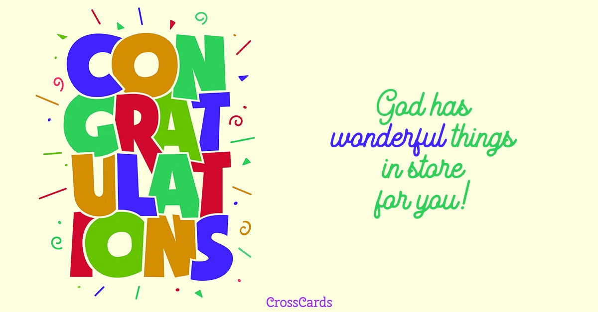 Free Congratulations! eCard - eMail Free Personalized