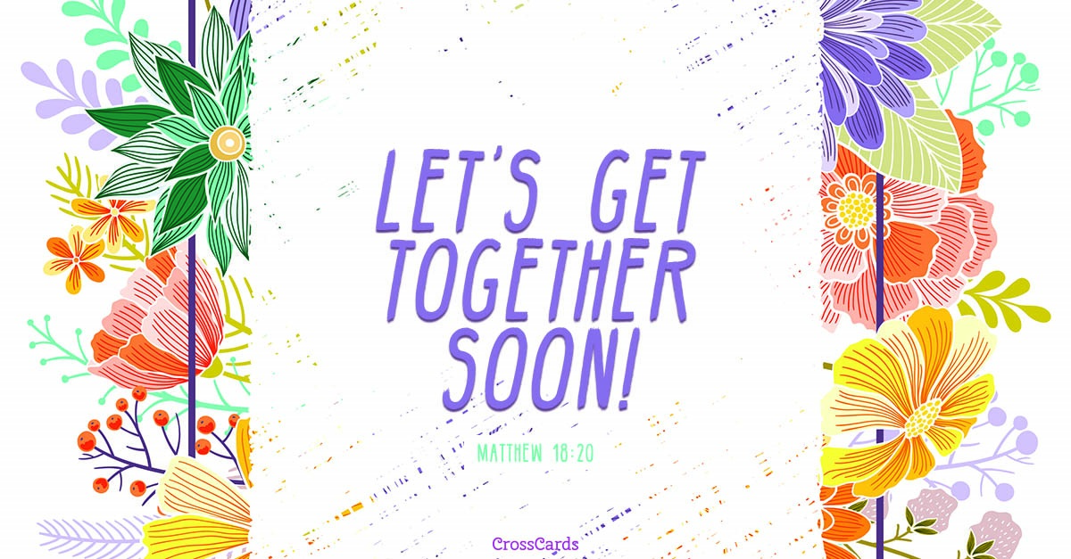 Free Get Together eCard - eMail Free Personalized Invitations Cards