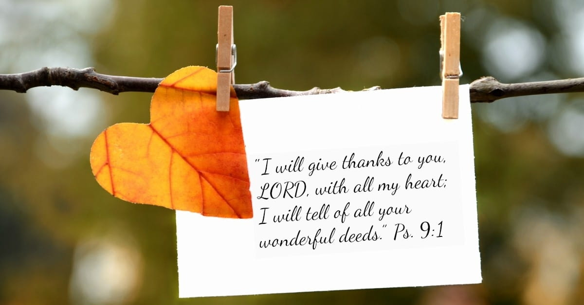 Christian Wallpaper Fall Offering The Power Of Gratitude 21 Verses Of Thanks To God