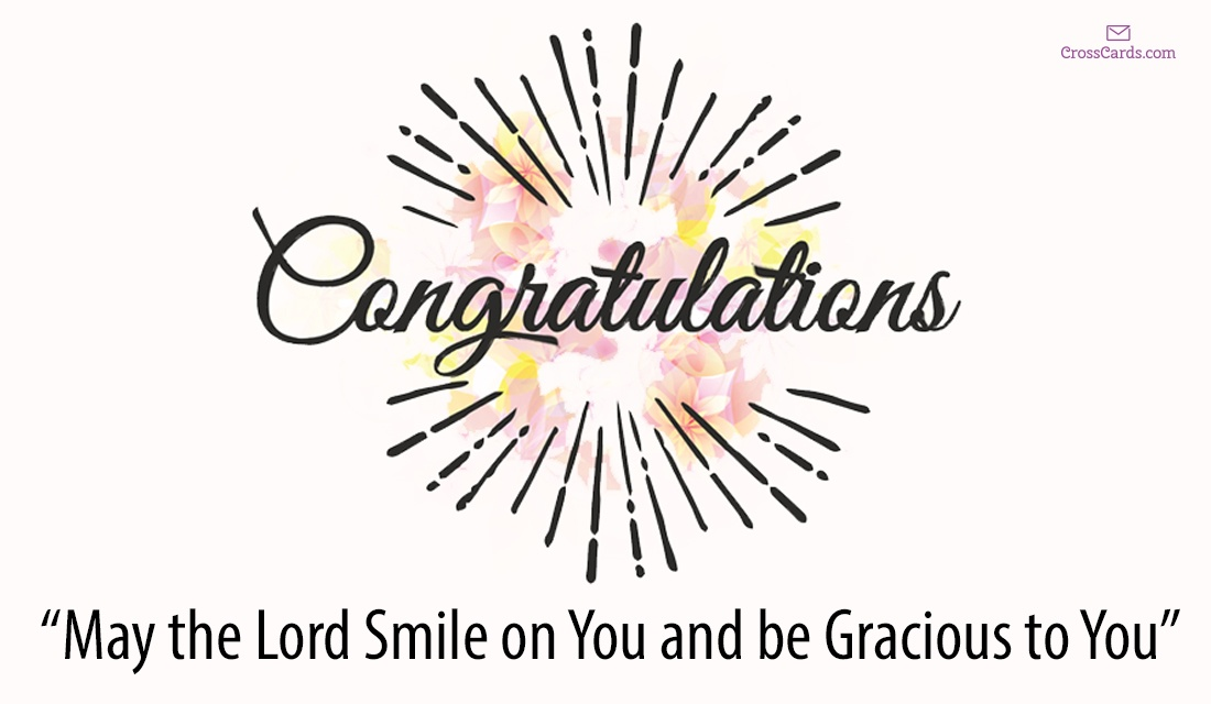 Free Congratulations To You! eCard - eMail Free Personalized