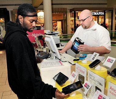 CNY sales tax revenue jumps 52 percent as consumers start spending - sales associate