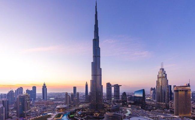 Dubai Burj Khalifa At The Top Ticket To Levels 125 And 124 2019