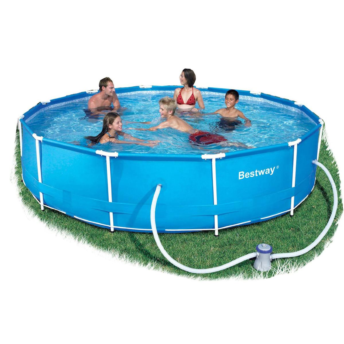 Bestway Pools Cape Town Bestway 6 4kl Steel Pro Frame Pool Set Buy Online In