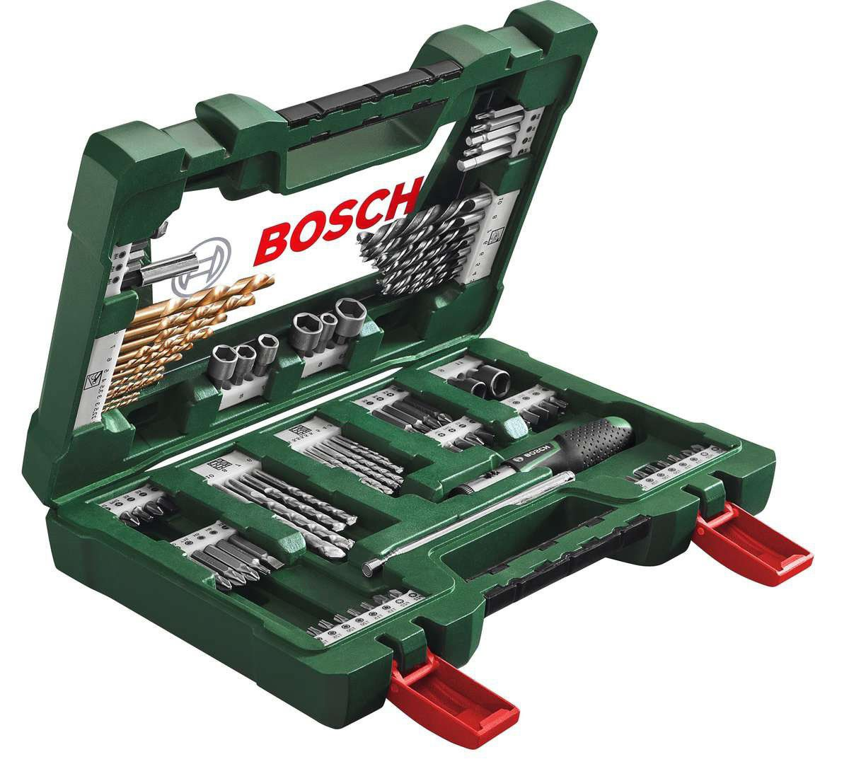 Drill Driver Set Bosch V Line Drill Driver Set Of 91 Buy Online In