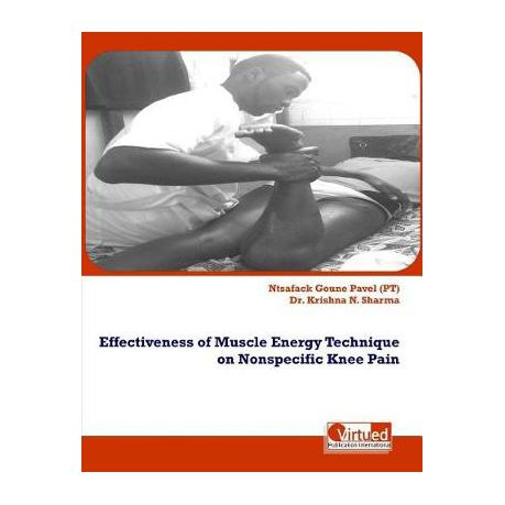 Effectiveness of Muscle Energy Technique on Nonspecific Knee Pain