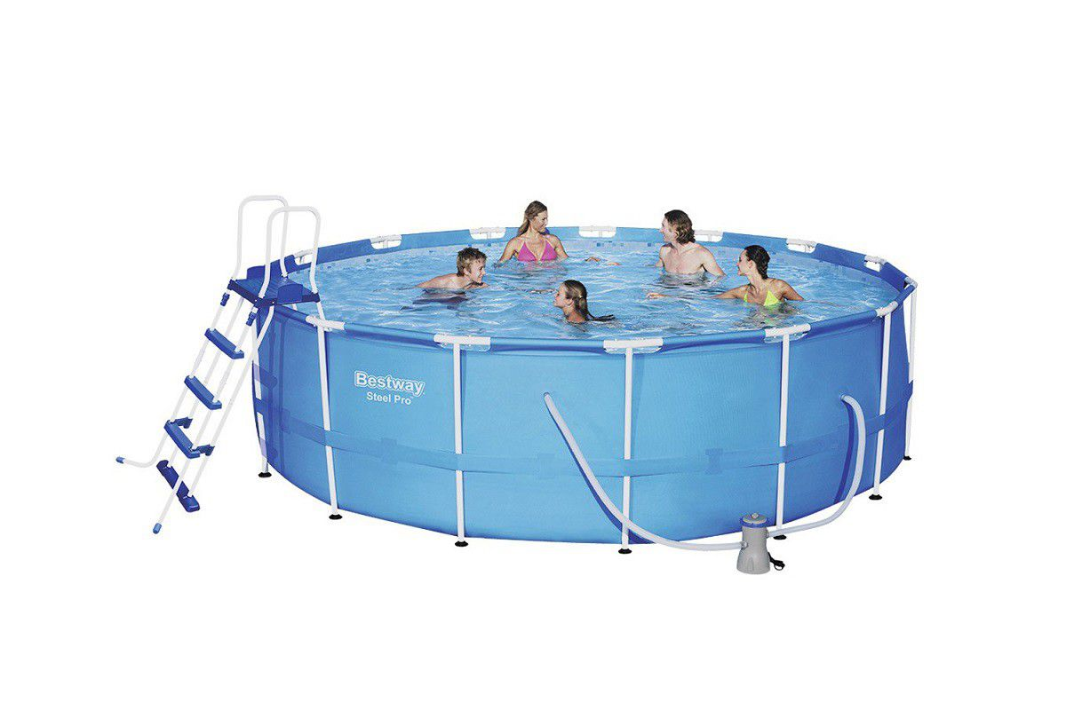 Bestway Pools Cape Town Bestway Steel Pro Frame Pool Set Buy Online In South