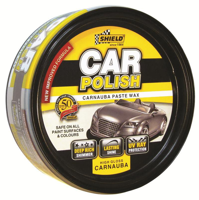 Car Shield Shield Auto Shield - Car Polish Paste Wax - 300ml | Buy