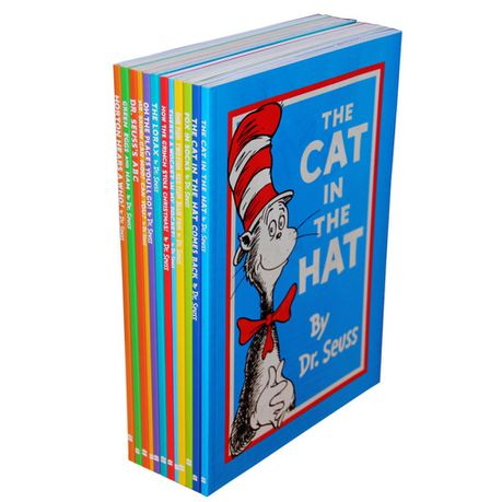 The Wonderful World of Dr Seuss Bag - 12 Book set Buy Online in