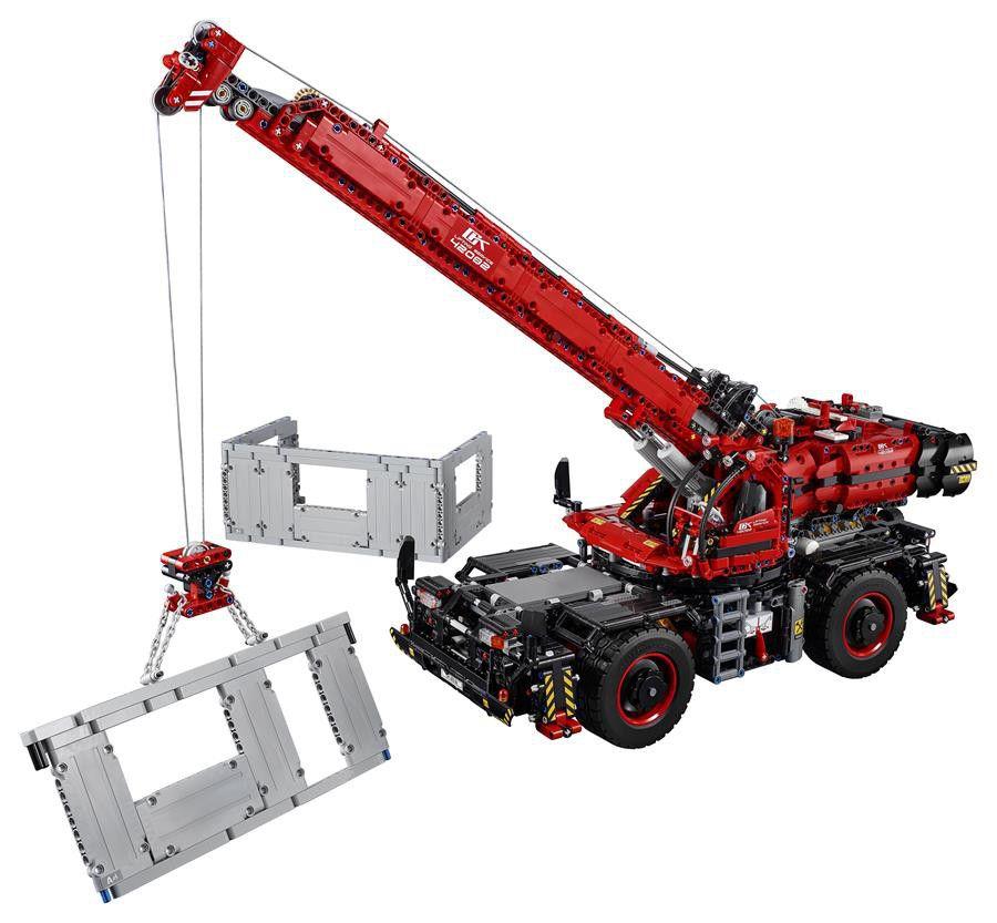Lego Technic Rough Terrain Crane Buy Online in South Africa