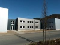 Industriehalle / Flchtlingsunterkunft Lennestadt - Neubau ...