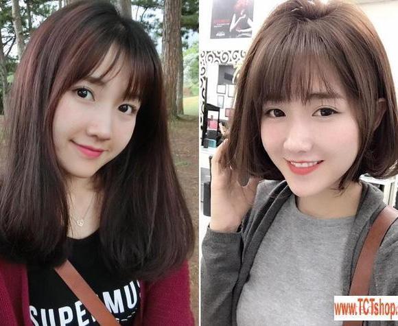 7 pha doi toc dep mien che cua loat hot girl viet thoi gian nay9 7 pha đổi tóc đẹp miễn chê của loạt hot girl Việt thời gian này