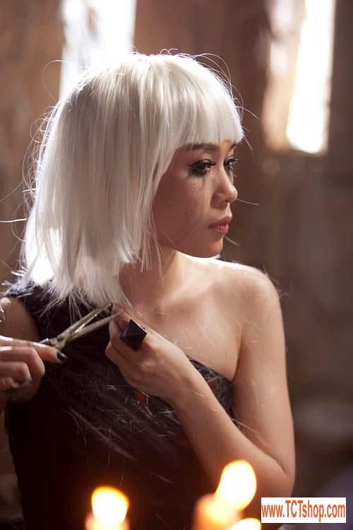 Tuyển tập tóc màu siêu nổi, cực quyến rũ của Mỹ Tâm