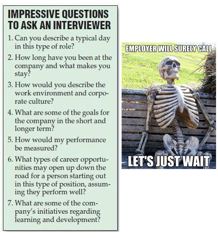 25 Commonly Asked Job Interview Questions and How to Handle Them - questions to ask interviewer