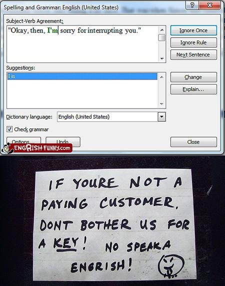 How Microsoft\u0027s Spelling and Grammar Check Should Never Work \u2013 TechEBlog