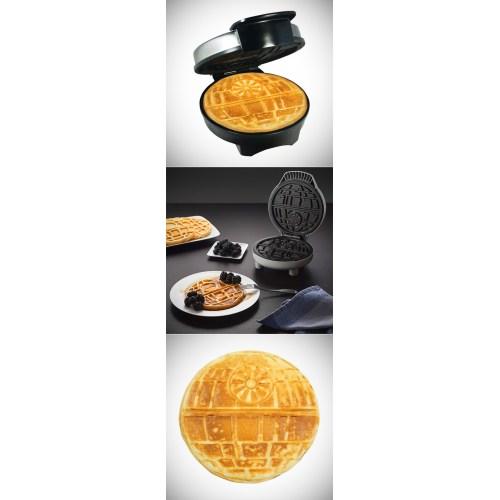 Medium Crop Of Star Wars Waffle Maker