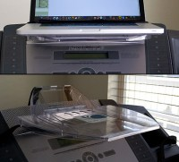 SurfShelf Treadmill Laptop Stand - TechEBlog