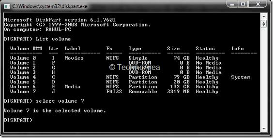 Volume_Select_Diskpart