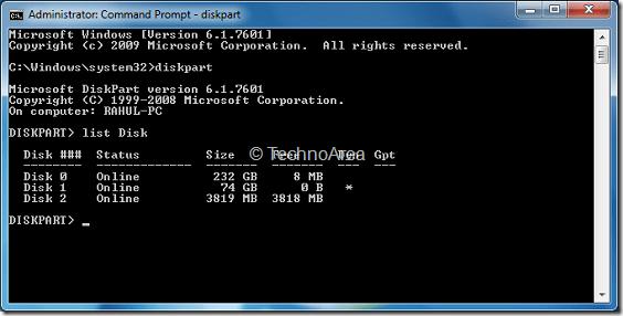 Format_USB_CMD_List_Disk