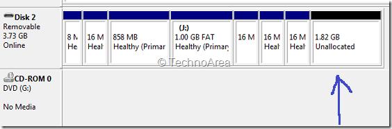 USB_Unallocated_Space