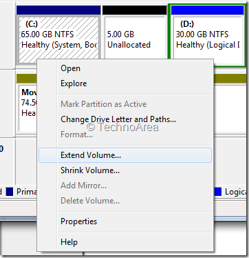 Extend_Disk