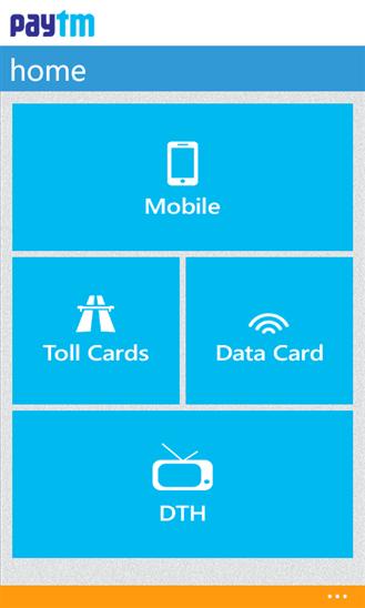 PayTM_Windows_Phone