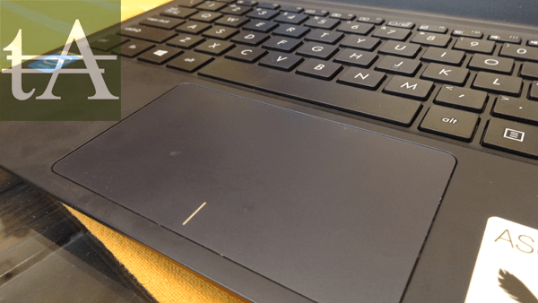 Asus Eeebook X205 Trackpad